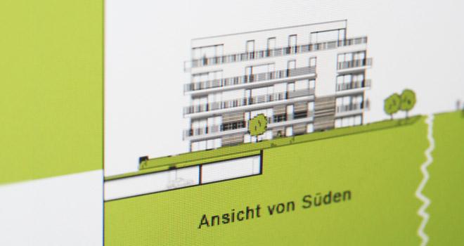 Webdesign: Aufbereitung Hausansichten Website Clarenbachgärten