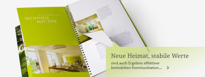 Immobilienmarketing bei reinsicht