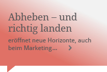 Marketingkommunikation bei reinsicht