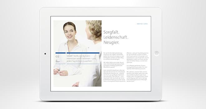 Corporate Kommunikation: Powerpoint Präsentation - Werte schöpfen