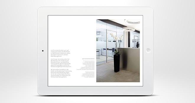 Corporate Kommunikation: Powerpoint Präsentation - clean design