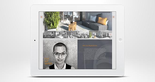 Immobilienmarketing im Web: Freiraum im Zentrum