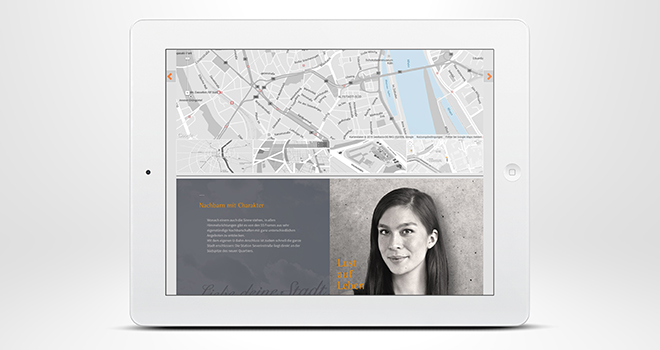 Immobilienmarketing im Web: DIe Lagegrafiken
