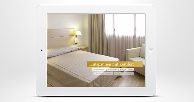 Imagefilm »Aufbruch 2015« - Haus Nordhelle - Zimmer