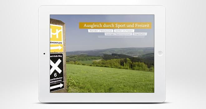 Imagefilm »Aufbruch 2015« - Haus Nordhelle - Umgebung