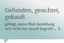 Webdesign bei reinsicht