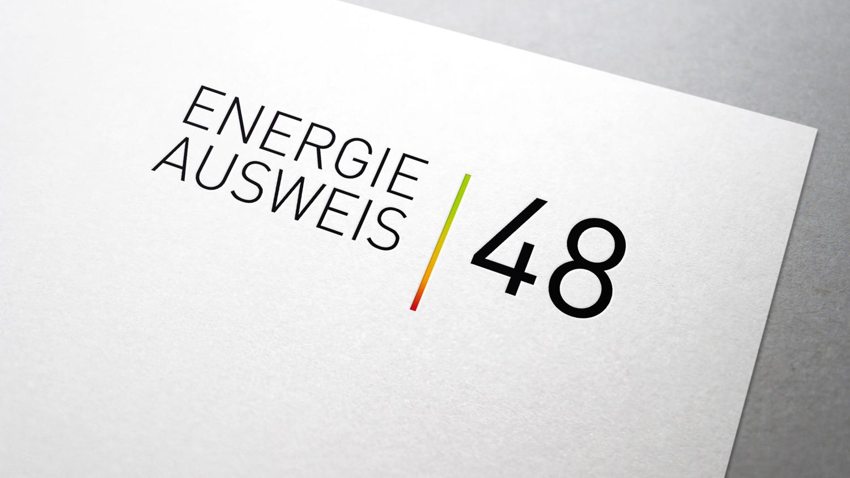 Corporate Design für Energieausweis