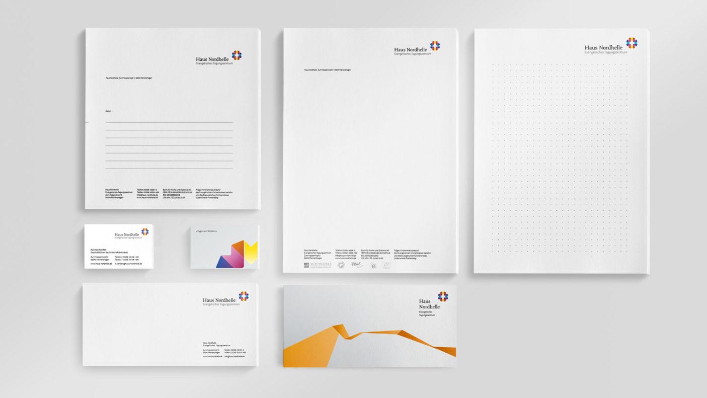 Das neue Corporate Design von Haus Nordhelle