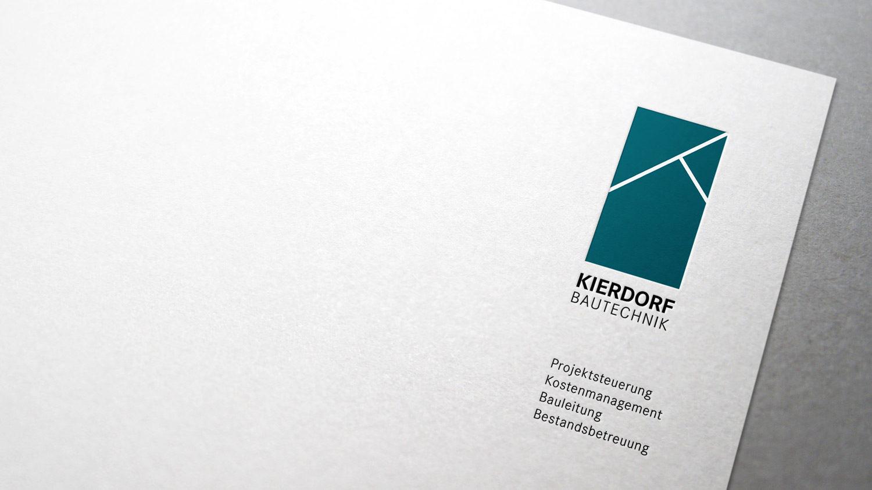 Logoentwicklung und Corporate Design für Ingenieurbüro