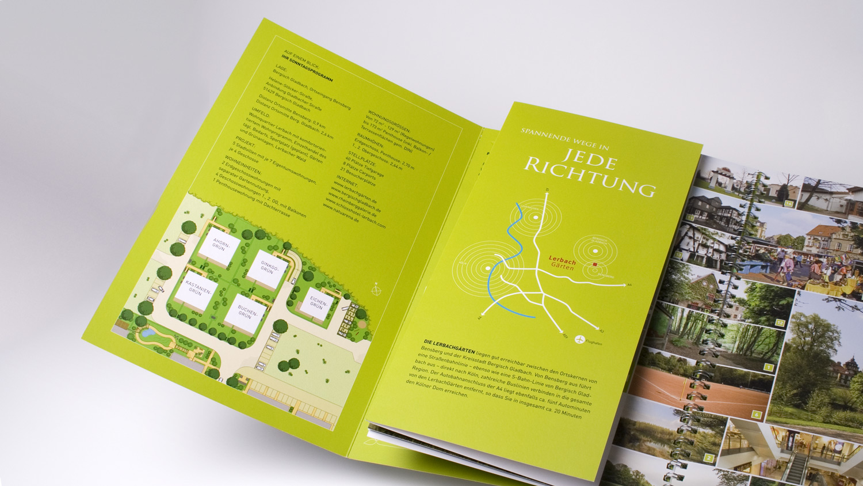 Immobilien-Exposé für Lerbachgärten in Bensberg